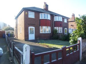 Woodcote Road, West Timperley
