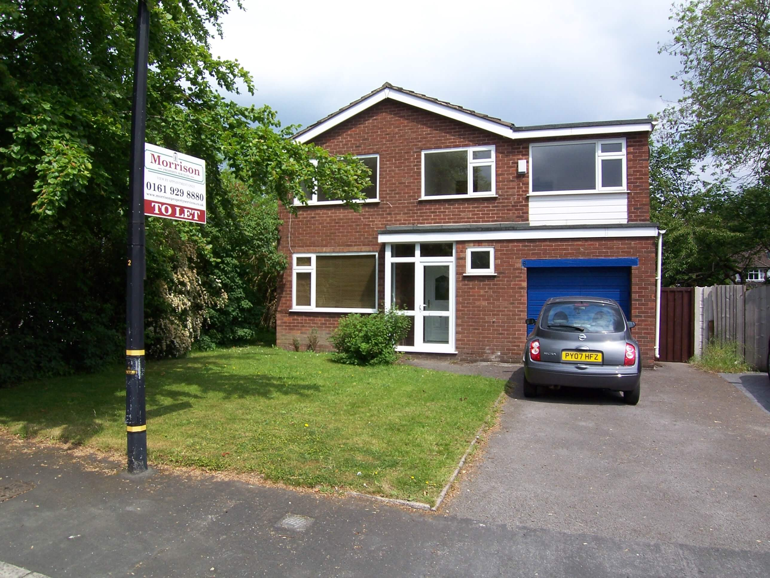 Kersal Drive, Timperley