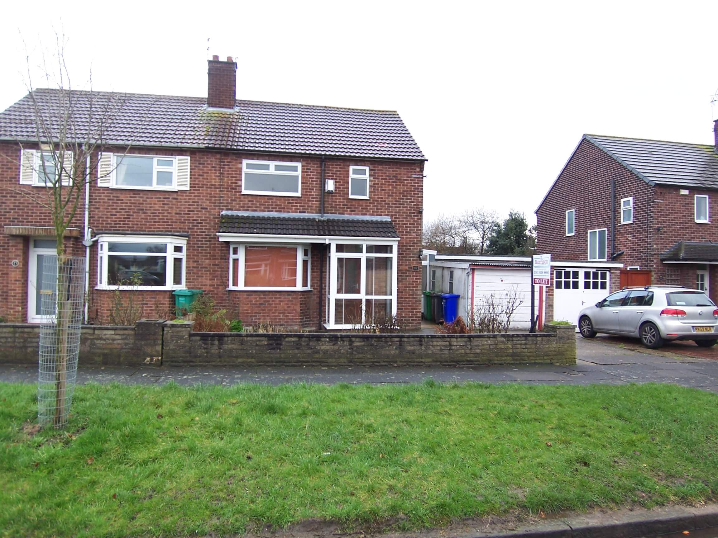 Sandacre Road, Baguley