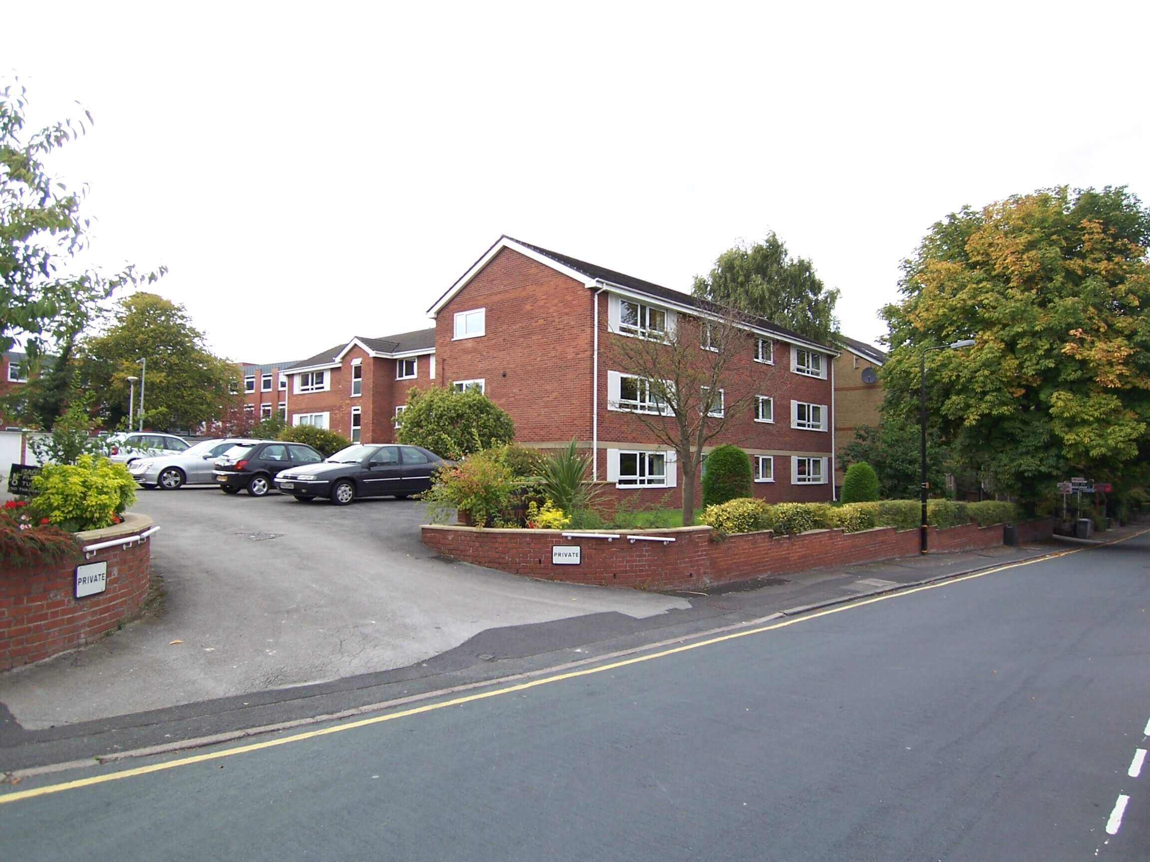 Burlington Court, Burlington Road, Altrincham